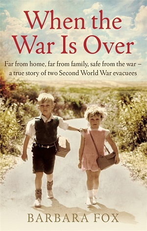 'When the War Is Over' book cover